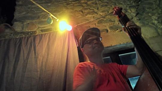 Xavi Atència, nou baixista de Batak
